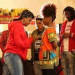 Tyeler Reign v Nya Kasan The Rap Game