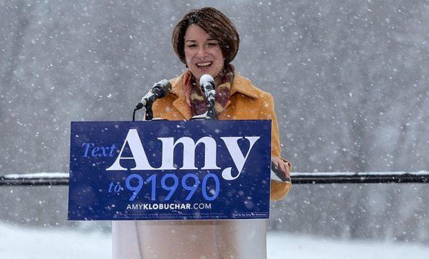 Amy_Klobuchar 2020 president candidate