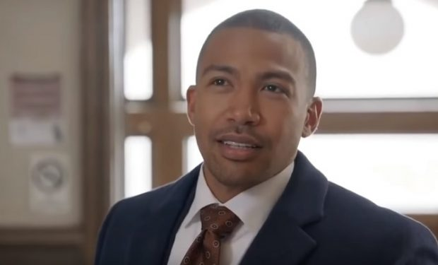 Charles Michael Davis on Chicago PD NBC