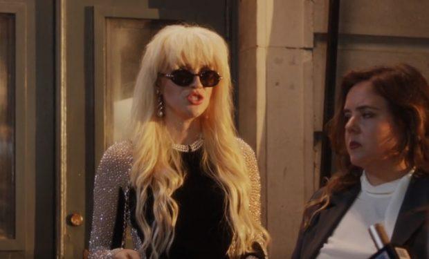 Chelsea Frei in Victoria Gotti: My Father's Daughter (Lifetime)