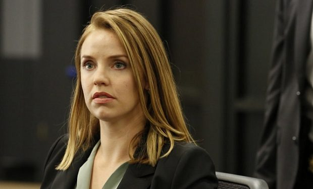 Kelli Garner Enemy Within