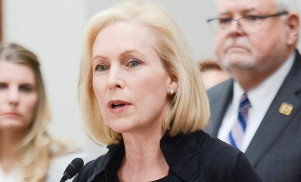 Kirsten Gillibrand Democratic Candidate for President 2020 New York Senator