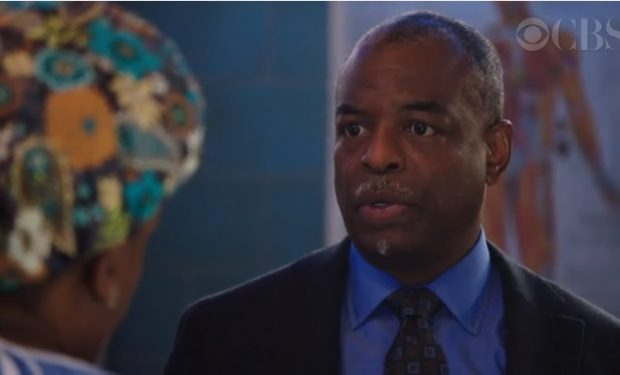 LeVar Burton on NCIS: New Orleans (CBS)