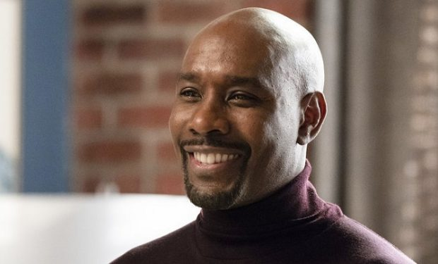 Morris Chestnut The Enemy Within
