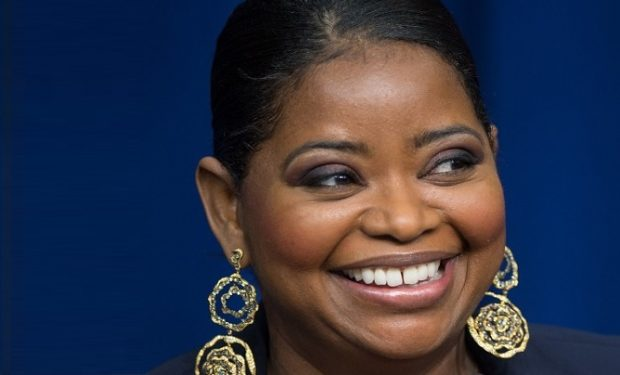 Octavia Spencer public domain