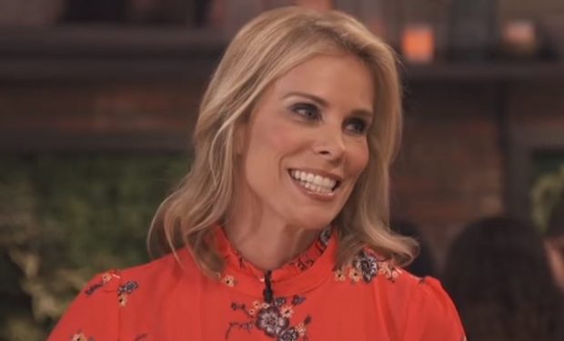 Cheryl Hines on MasterChef on FOX