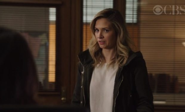 Eddie on Blue Bloods Vanessa Ray CBS