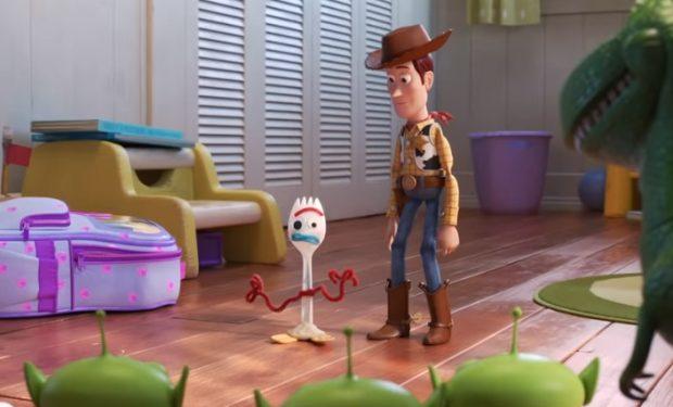 Forky Toy Story 4 Pixar