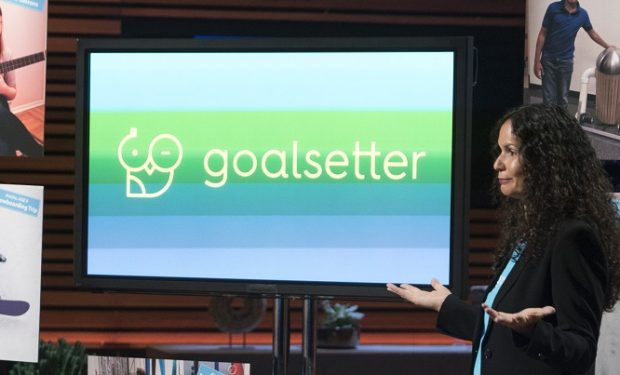 goalsetter Shark Tank