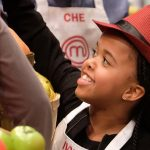 Ivy on MasterChef Junior 7