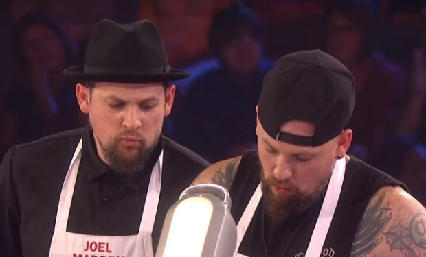 Joel and Benji Madden MasterChef