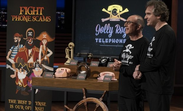 Jolly Roger Shark Tank