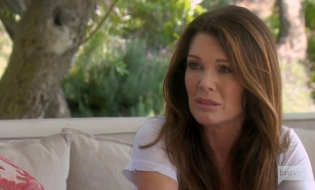 Lisa Vanderpump on RHOBH Bravo