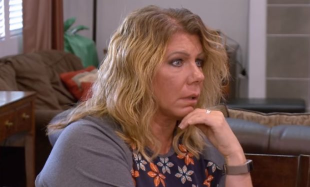 Meri Brown on Sister Wives TLC