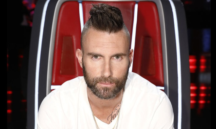 Adam Levine Gives Blake Shelton a Mohawk For 'The Voice ...