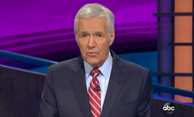Alex Trebek ABC Jeopardy