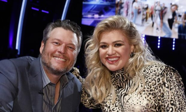 Blake and Kelly