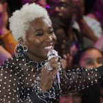 Cynthia erivo on American Idol