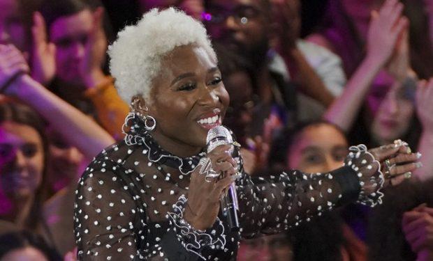 Cynthia erivo on American Idol