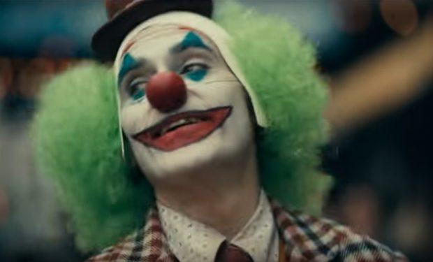 Joaquin Phoenix, Joker (Warner Brothers/YouTube)
