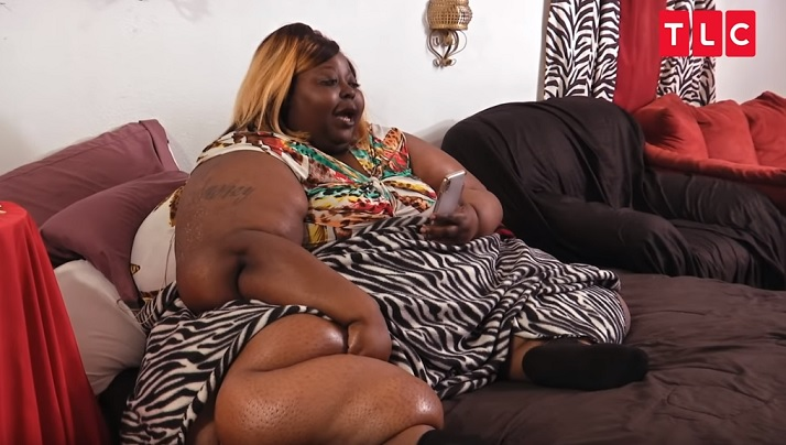 My 600-lb Life: LaShanta White, 39, Crazy For Zebra Prints