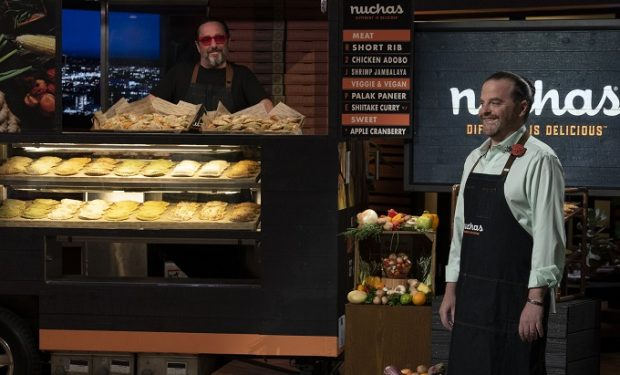 Nuchas on Shark Tank