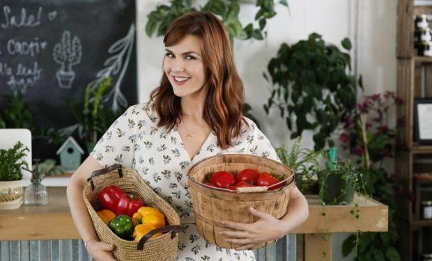 Sara Rue True Love Blooms Hallmark/Crown Media