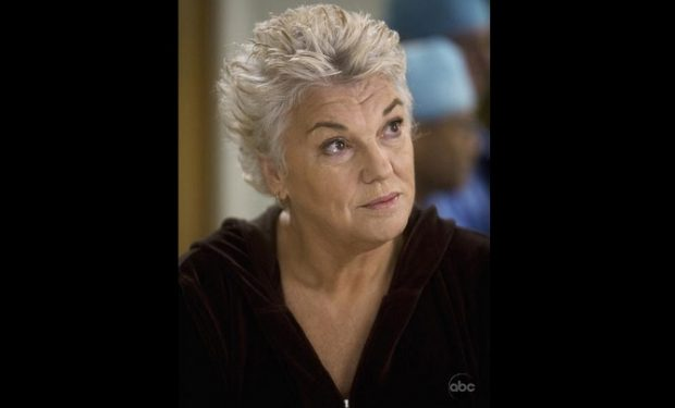 Tyne Daly on Grey's Anatomy ABC