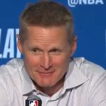 Warriors Steve Kerr
