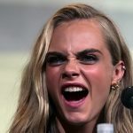 Cara_Delevingne plays the drums like Ringo for VW