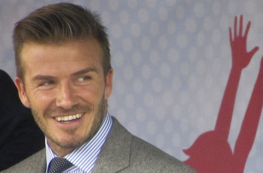 David Beckham's 3 Sons Show Off Skinny Legs From Mom Victoria