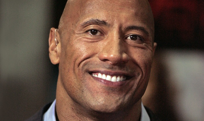 The Rock Reveals College Hardships After Photo Surfaces