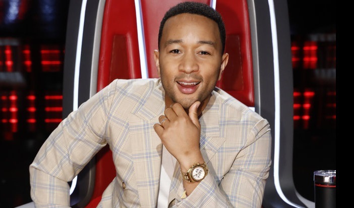 John Legend's Adorable 1-Year-Old Son Wears $360 Gucci Sweater