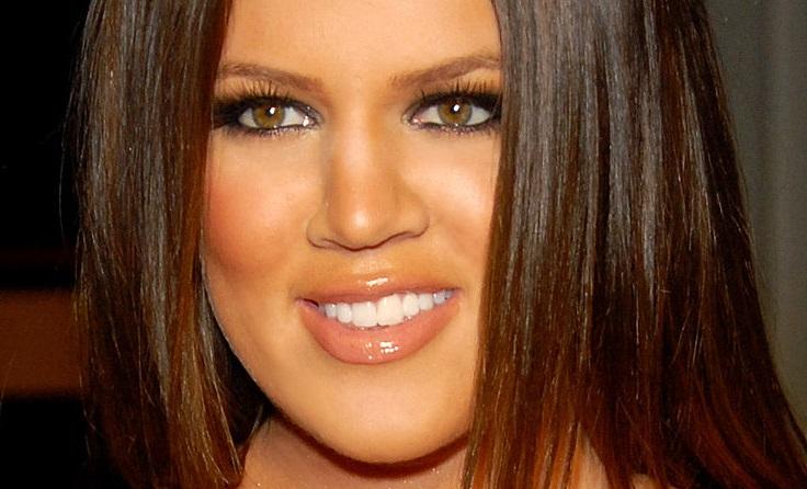 "Khloe Kardashian Shows Off Her Adorable Caboose, ""Beast Mode"""