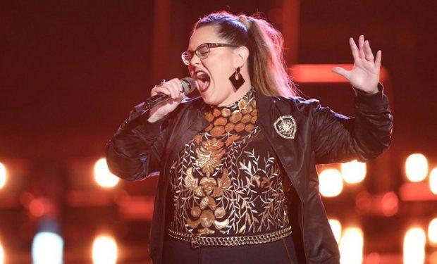 Kim Cherry The Voice