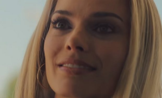 Margot Robbie Once Upon a Time trailer