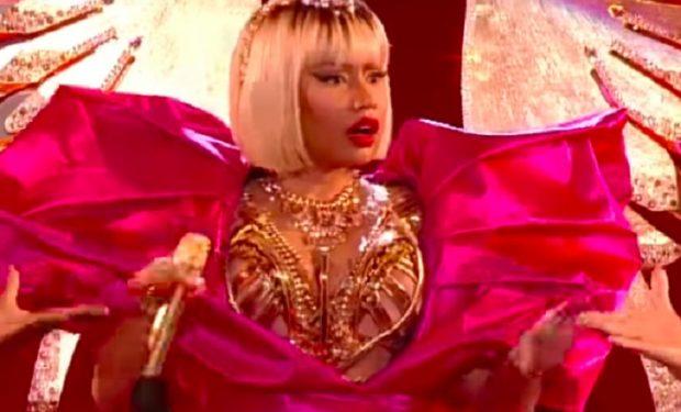 Nicki Minaj teases new alter ego in upcoming album