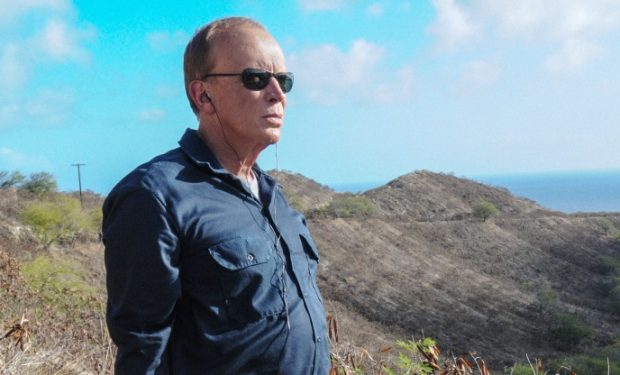 Peter Weller Hawaii Five 0