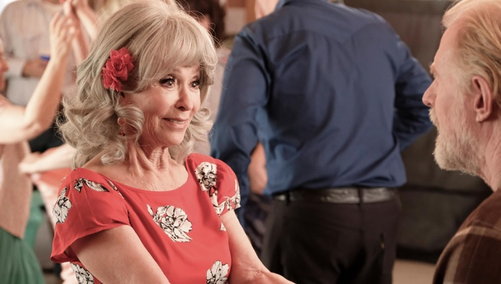 Who Is Rudy's Gorgeous 87-Year-Old Ex Theresa on 'Bless This Mess'?