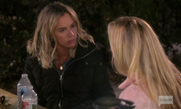 Teddi and Camille RHOBH Bravo