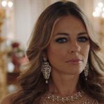 Elizabeth Hurley on The Royals