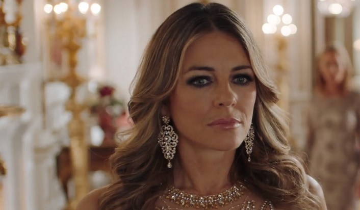 Elizabeth Hurley, 54, Flaunts Bikini Body In Incredibly Sexy Pool Video