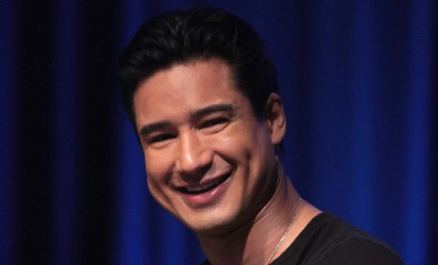 Mario Lopez S Young Wife Dances In Bra With Bad Ass Dog