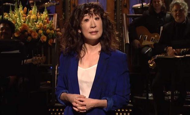Sandra Oh SNL NBC