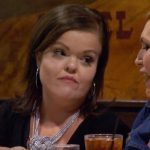 Christy McGinity Little Women LA on Lifetime
