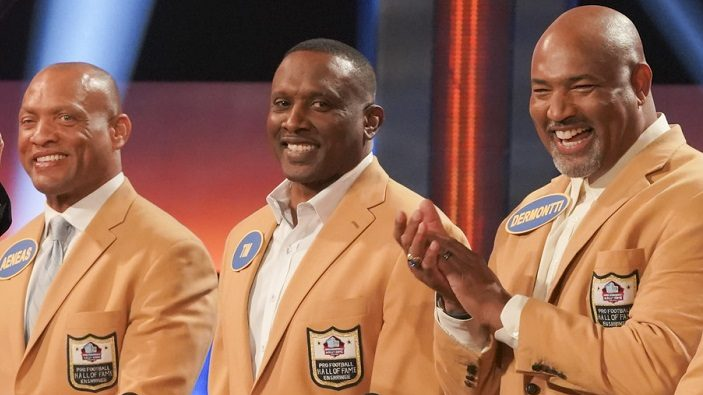 """NFL Hall of Famer Tim Brown Says """"Holding Out"""" For Mile High Club"""