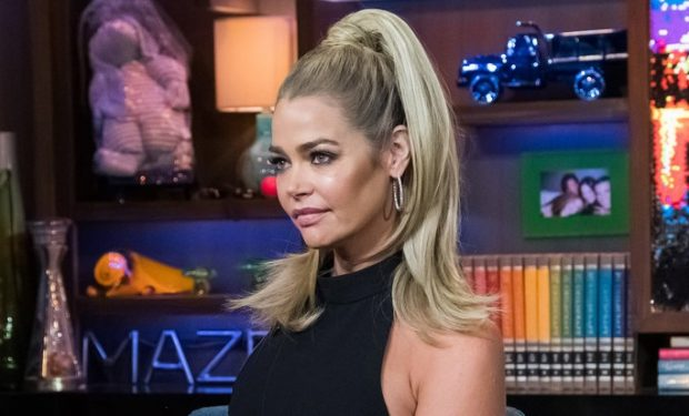 WATCH WHAT HAPPENS LIVE WITH ANDY COHEN -- Episode 16122 -- Pictured: Denise Richards -- (Photo by: Charles Sykes/Bravo)