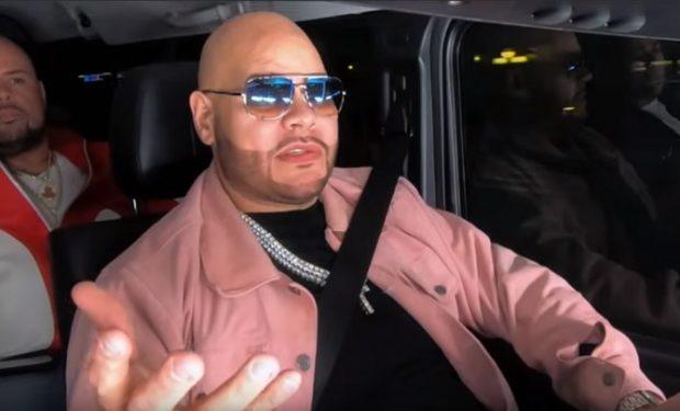 Fat Joe on Growing Up Hip Hop NY, WEtv
