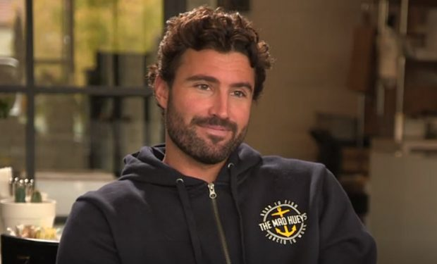 Brody Jenner on The Hills: New Beginnings E!