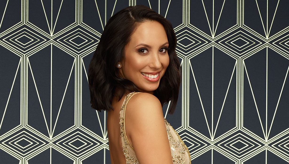 Cheryl Burke Reveals Surprising Freckles In Gorgeous Bikini Pics